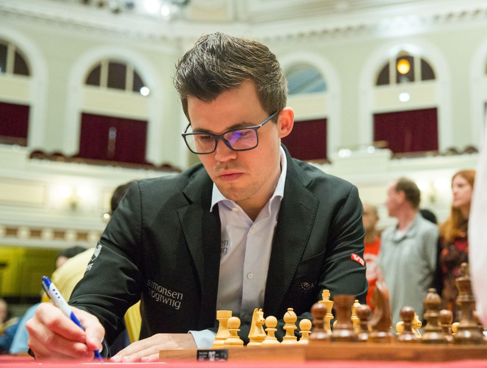History of chess Magnus Carlsen